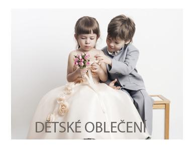 půjčovna společenských šatů pro děti 1d8cc6a107