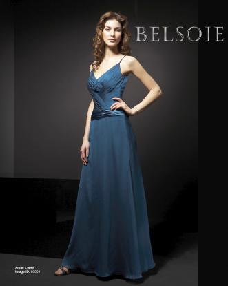 Společenské šaty L9066TL 7f320058e9